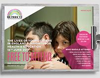 BEEFREEYC Seminar Leaflet