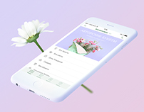Worldwide flowers sale and delivery app
