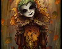 Count Autumn - Fangold Card Art