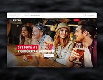 Alcohol Killer no. 1. DETOX webdesign & webdevelopment