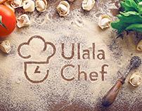 Ulala Chef / Branding