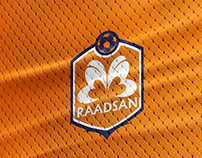 RAADSAN SPORTS CLUB | Rebranding