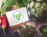 Logo for Vegetarian Chefs Association of Scandinavia