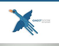Ghost Goose - Logo Design