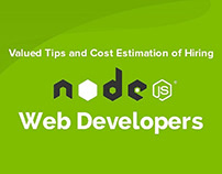 Tips & Cost Estimation of Hiring NodeJS Web Developers