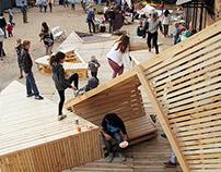 TEXTIL / public space