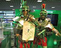 Chegada do XboxOne no Brasil