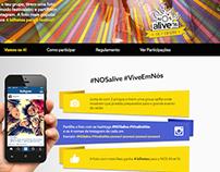 NOS Alive'16  Social Media campaigns