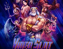 Video Slots Poster