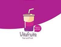 Vitafruits - Logo