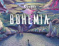 "Jay Bel ""Bohemia"" Album Artwork"