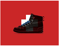 K-Swiss Alpine Boot