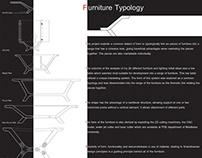 Furniture Typology Poster