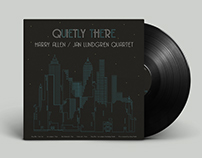 Cover Design - Quietly There