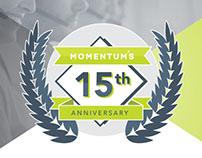 Momentum Social Networking & Event Flyers