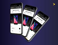 Sprint.com 2018 Funnel Pattern Test