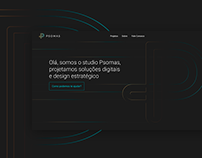 Studio Psomas Website