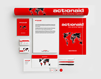 ACTIONAID NGO // Branding & Campaign
