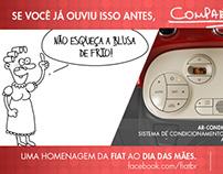 Dia das Mães Fiat