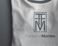 Frederico Montes - Design Graphic Identity