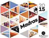 Calendar 2015 : Madras