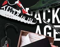 Разработка логотипа для онлайн-магазина BlackBox