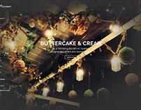 Web Revamping for Buttercake & Cream