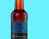 Cerveza artesanal Naufragio