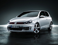 GOLF GTI // Volkswagen