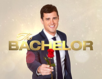 THE BACHELOR, LOGO BUMPER