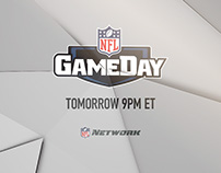 NFL GAME DAY DESIGN PACKAGE