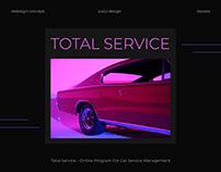 Online Program For Car Service Management