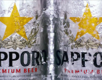 SAPPORO – INTRODUCING SAPPORO PREMIUM BEER