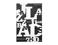 Jazz Lab Band Poster