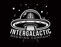 Hoppy Saucer - Intergalactic Brewing Company