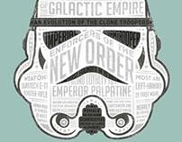 Star Wars Infographic No.1: Stormtrooper
