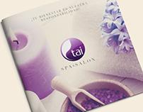 Brochure for Tai (Spa & Salon)