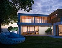Residential 3d Render