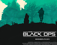 Call of Duty: Black Ops III: Minimalist Poster