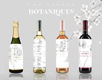 Les Vignes Botaniques Branding + Packaging