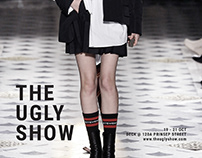 THE UGLY SHOW – Exhibition Design Promotional Material