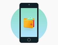 Bank app (interactive)