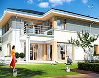 Projekt domu Sydney