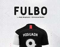 FULBO - FREE FOOTBALL INSPIRED FONT