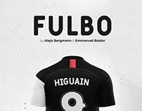 FULBO - FREE FOOTBALL INSPIRED FONT