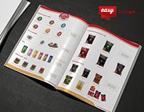Catalogo inglês e espanhol - American Food