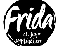 FRIDA EL JUGO DE MEXICO