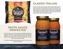 Racconto Gourmet News Ad
