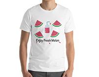 Watermelon Design fro print