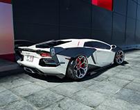 Lamborghini Aventador Experimental Bodykit